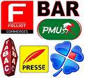 BAR PMU - RÉGION DE FLERS