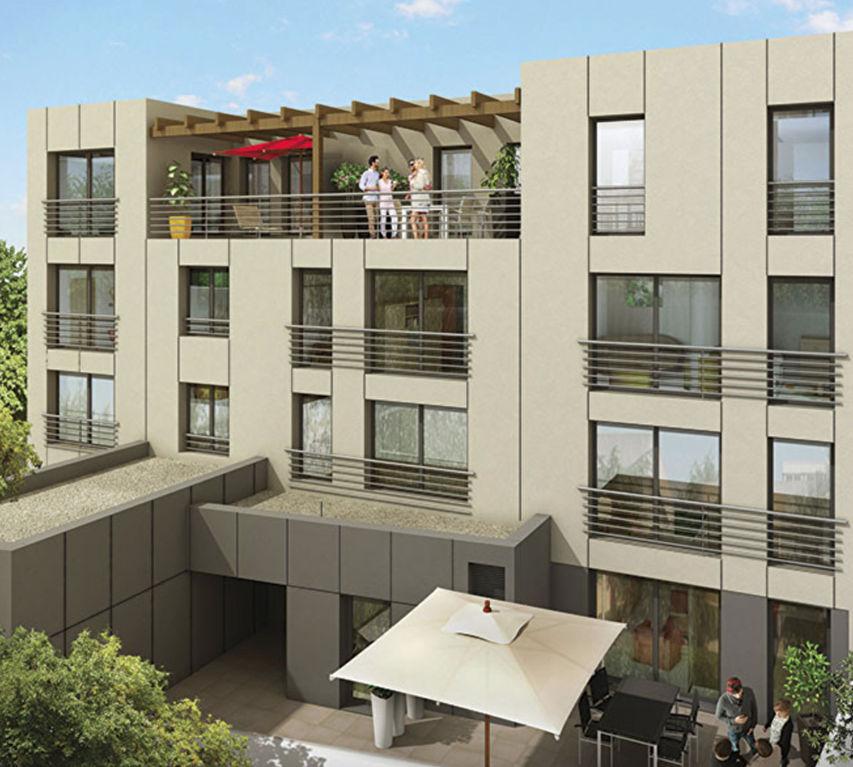 Appartement  3 pièces avec terrasse et garage