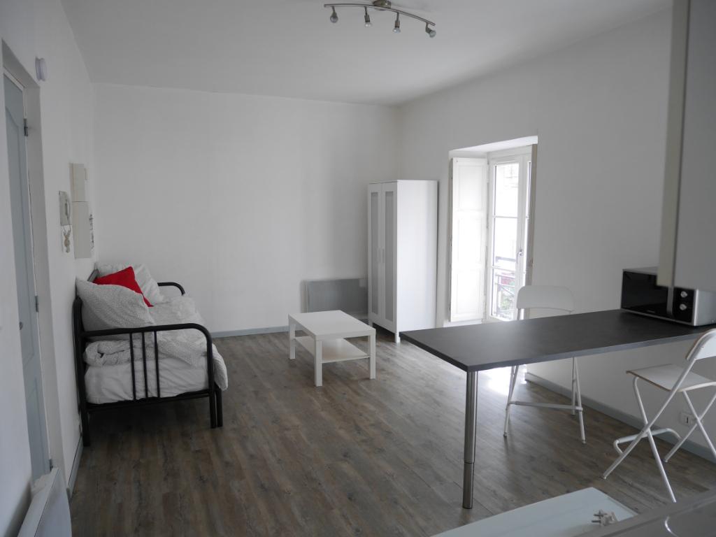 Studio meublé Quartier Decré Nantes