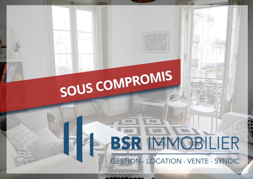 Bel appartement 5 pièces Nantes Decré