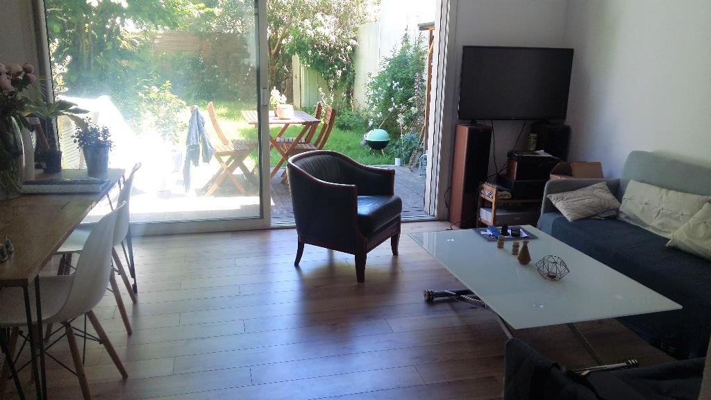 Duplex avec jardin- Nantes -Talensac-Versailles