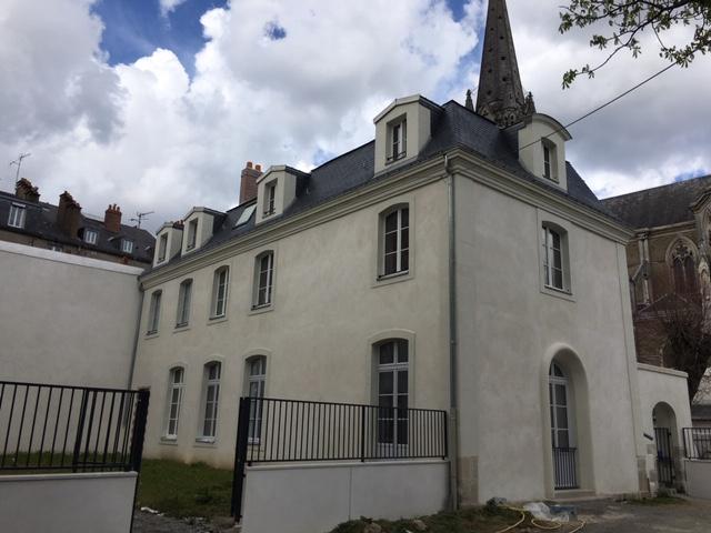 T3 de standing- Nantes - Cathédrale