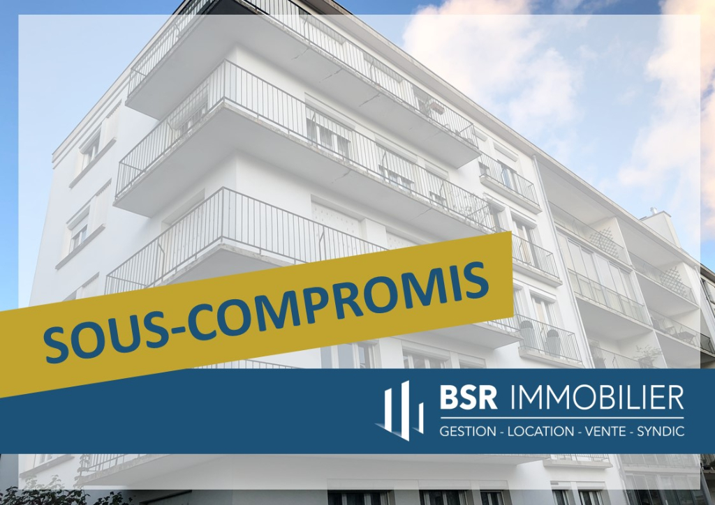 Quartier Longchamps-Beausejour avec balcon - ascenseur - parking