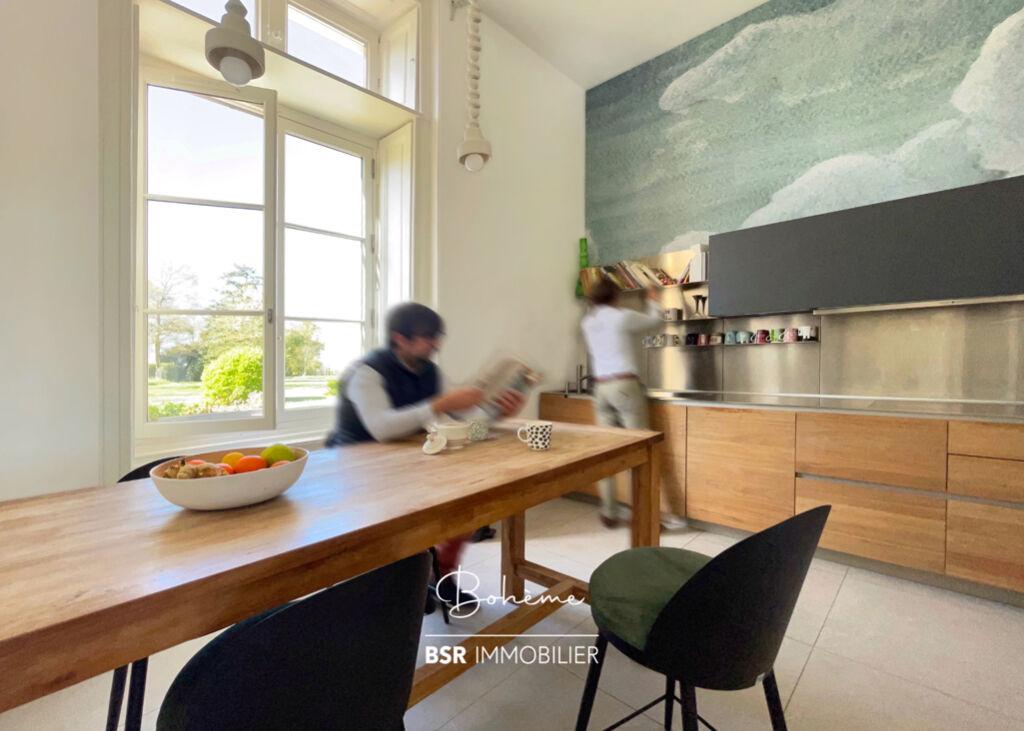 """BSR Immobilier présente """"BOHÈME"""" un esthétique appartement de 4 pièces"""