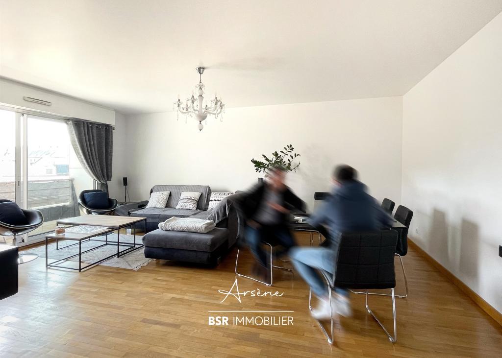 """BSR immobilier vous présente """"ARSENE""""  un Appartement  de 4 pièces"""