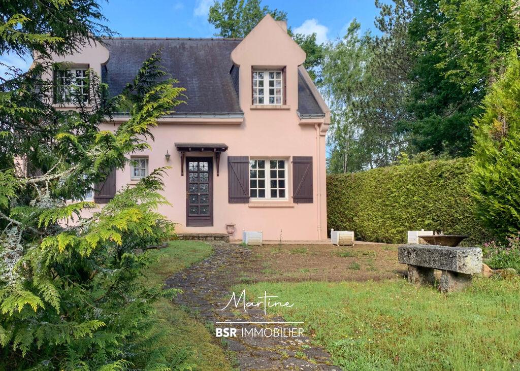 Maison La Chapelle Sur Erdre 6 pièce(s) 140 m2