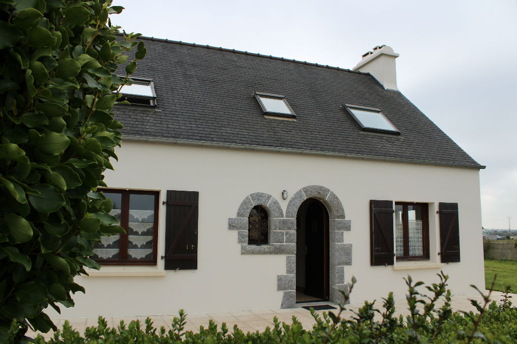 PORTSALL - Maison traditionnelle