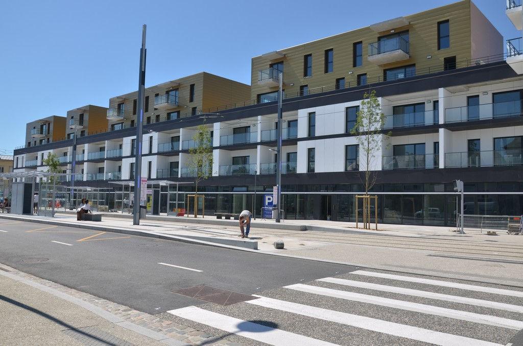 BREST STRASBOURG - Studio neuf de 32m² avec parking