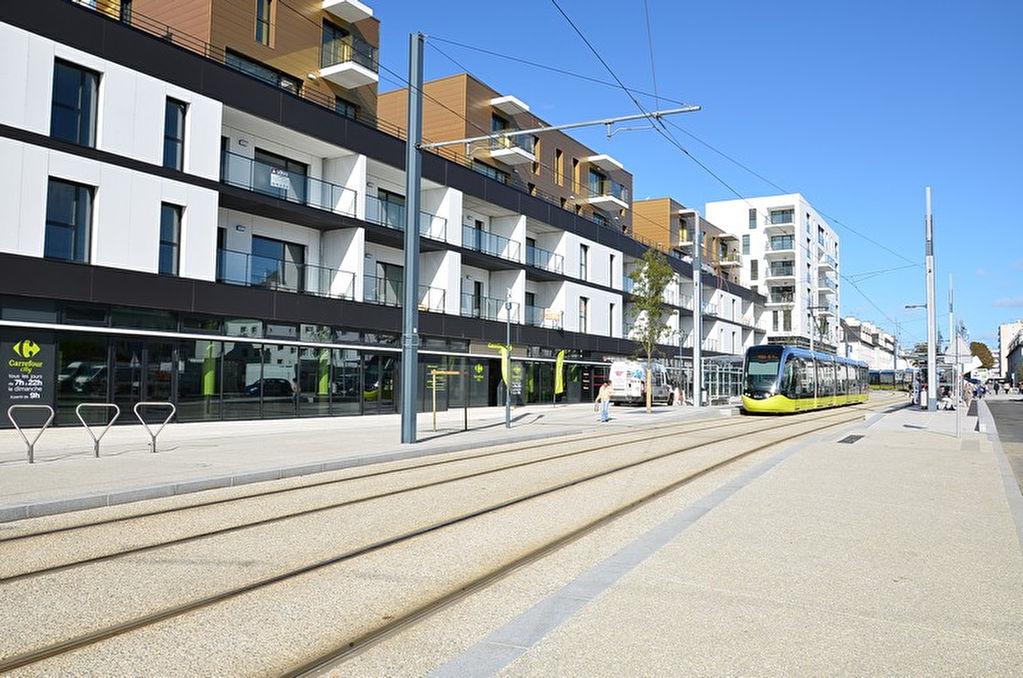 BREST STRASBOURG - T2 récent de 41m² avec parking et ascenseur
