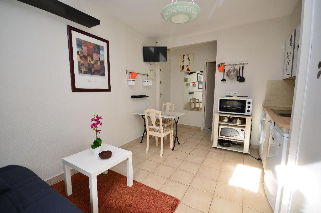 Saint Marc appartement meublé de 22m²