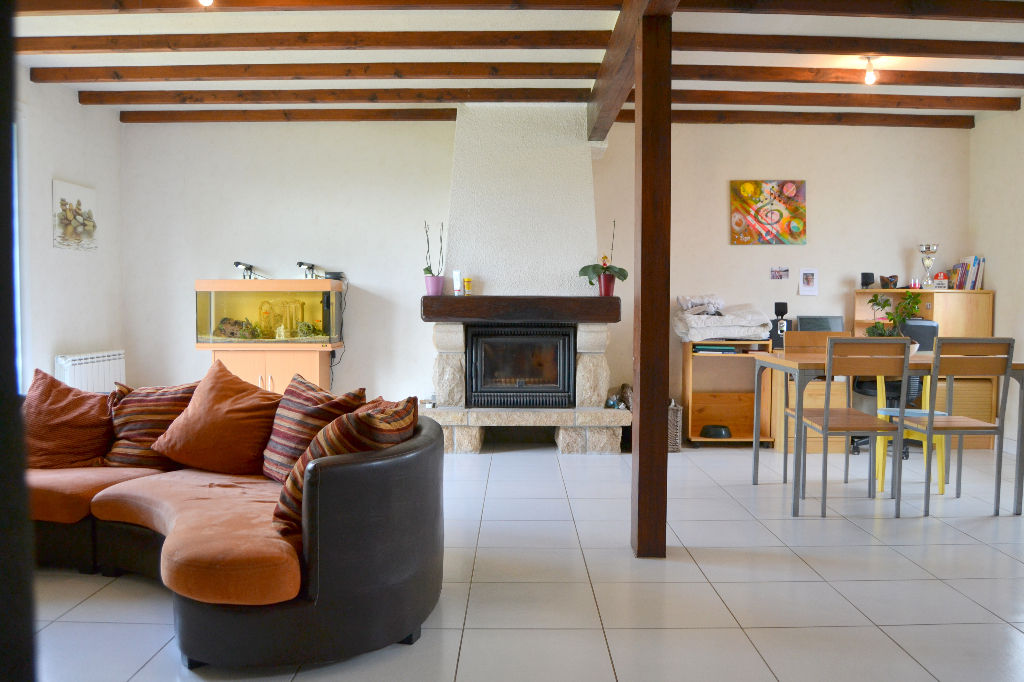 PLOUGUIN - Maison 95 m² - 3 Chambres