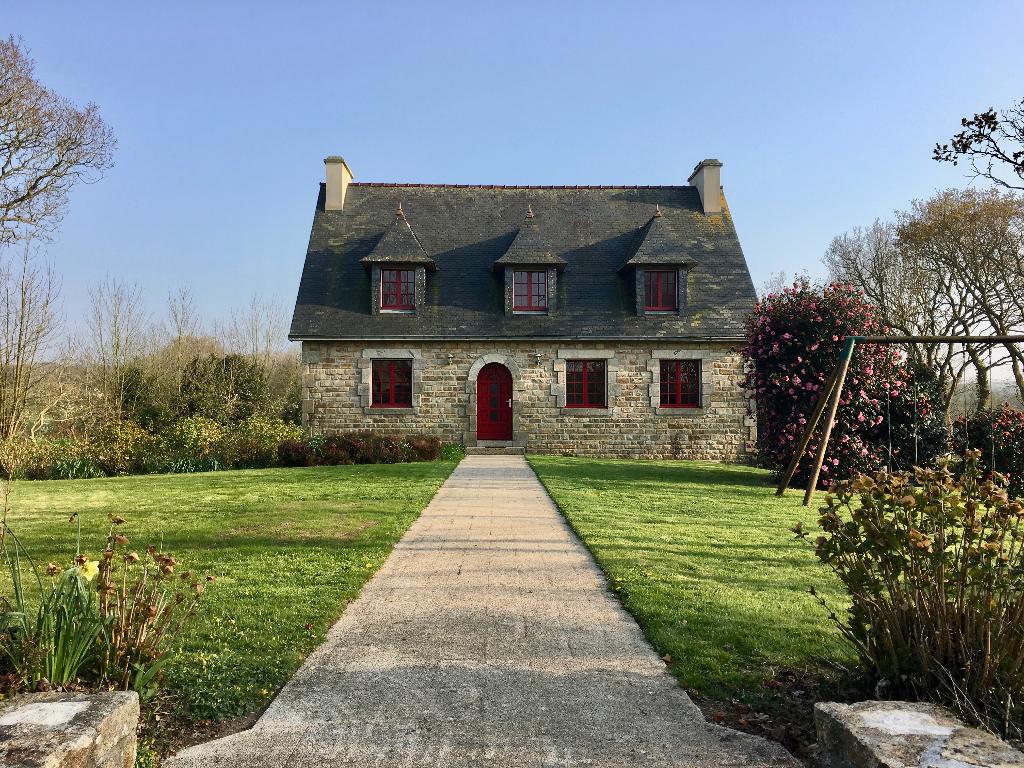 Tréouergat - Magnifique néo-bretonne 140 m2