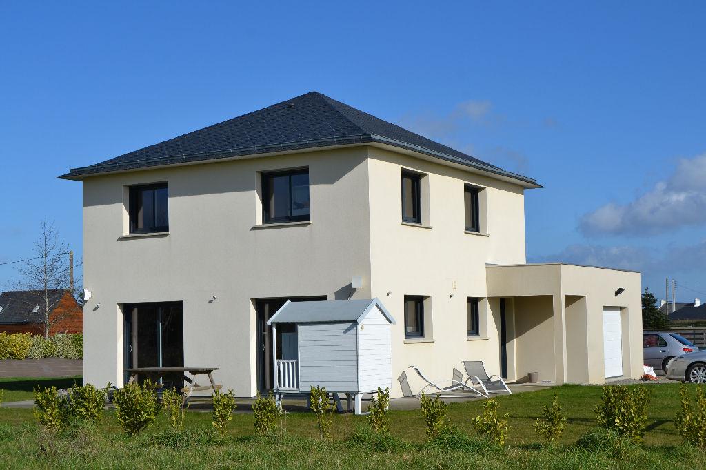 SAINT PABU - Maison contemporaine