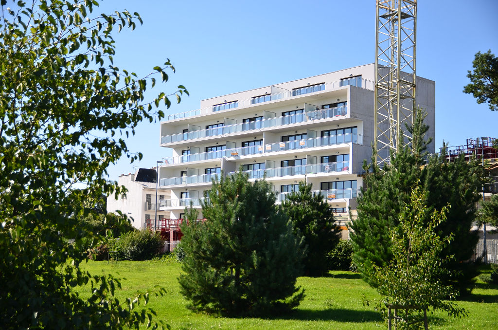 Brest Centre ville - Place Strasbourg - T2 Neuf balcon + parking