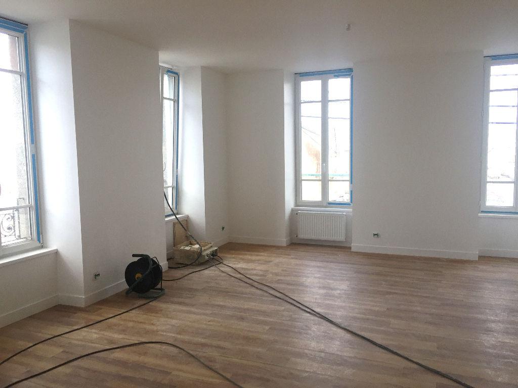 BREST SAINT MARTIN - Appartement T2 bis de 58m² refait à neuf