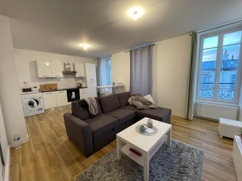 BREST SAINT MARTIN - Appartement T3 de 64,43m² refait à neuf