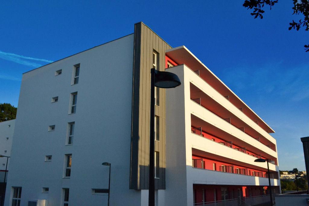BREST KERICHEN - Appartement T3 de 52m² dans résidence récente