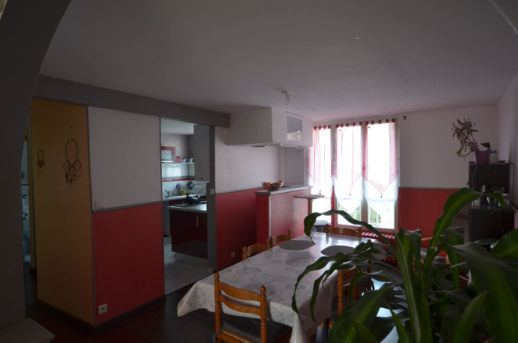 Brest Appartement T4 Secteur Géant