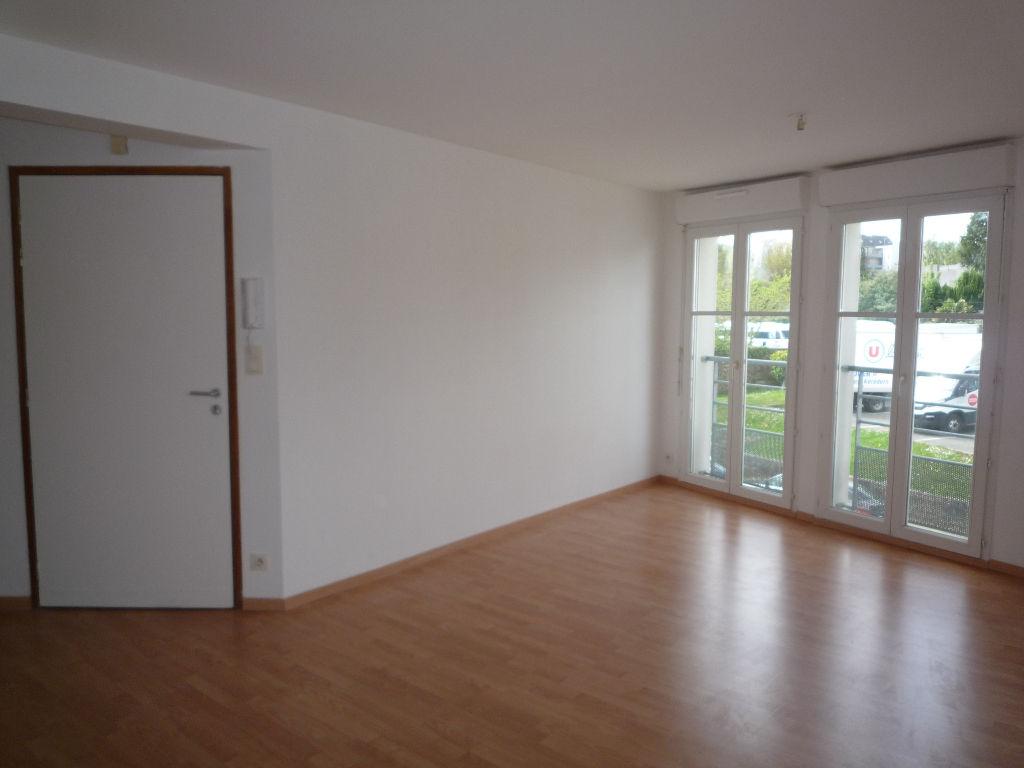 Appartement T2 Brest Kérinou 42 m2