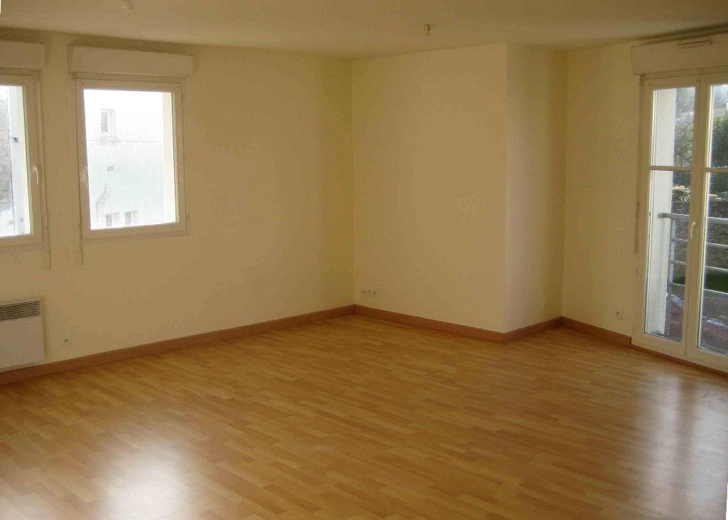 Brest Appartement T4 Kérinou