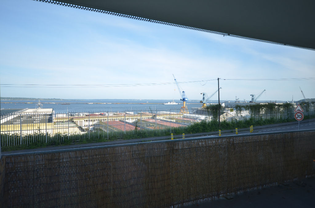 Appartement T3 Brest Corniche vue mer