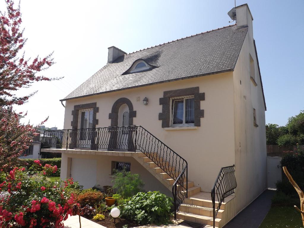 Maison T6 Brest Kérinou