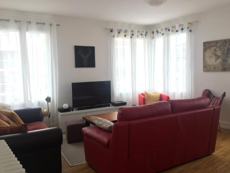 BREST RECOUVRANCE - Appartement T4 entièrement rénové de 96m²