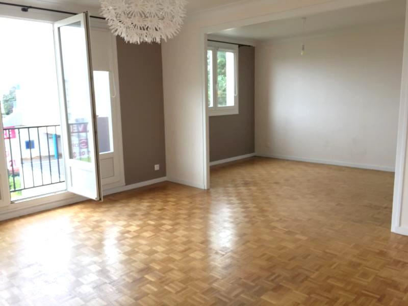 BREST SAINT PIERRE - Appartement rénové T4 de 73m²