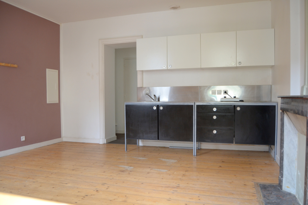 PLOUDALMEZEAU BOURG - Appartement T2 en RDC