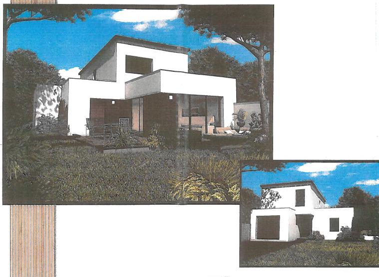 GUIPAVAS / PROCHE ARKEA - Maison neuve de 121m² avec garage