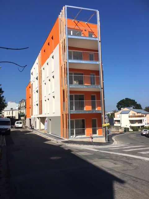 BREST QUATRE MOULINS - Appartement neuf T3 de 76m² avec balcon et parking