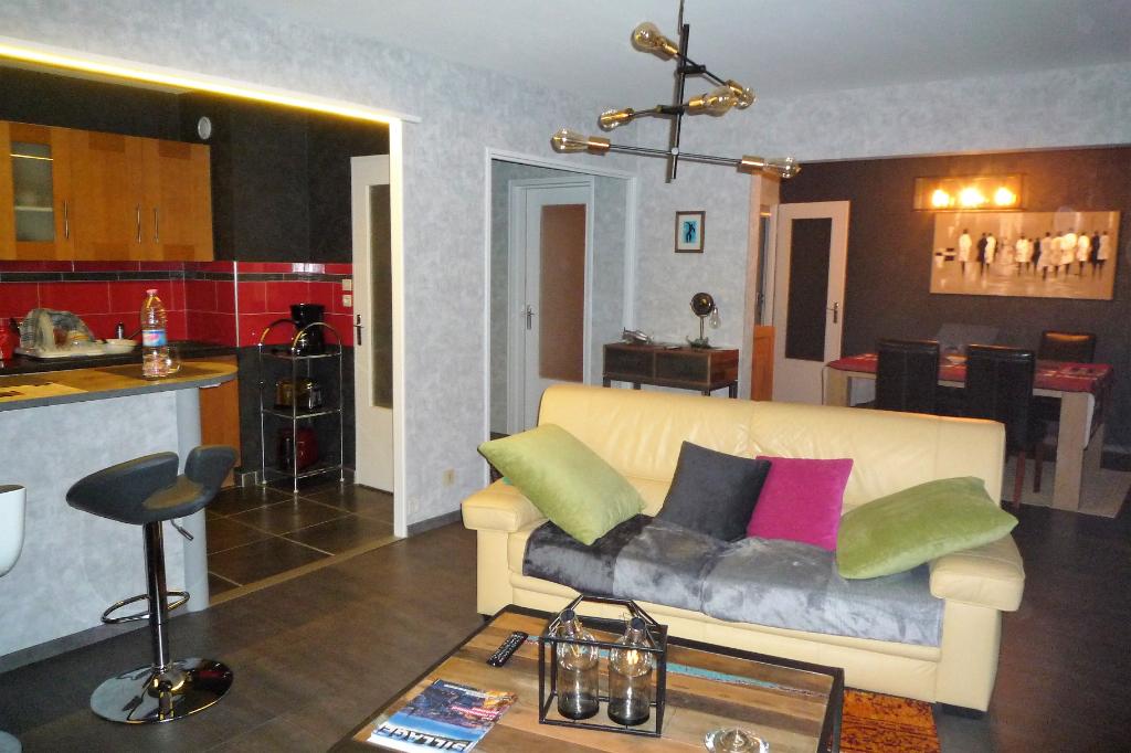 Brest Secteur Géant Appartement T4 Dernier étage Ascenseur