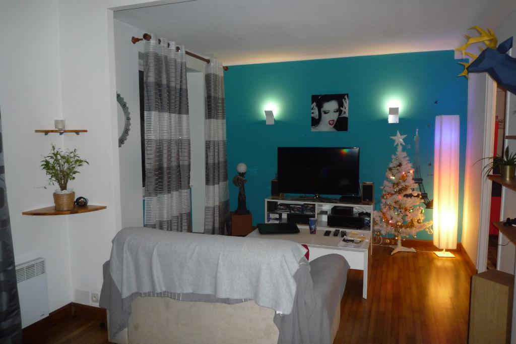 BREST Appartement T3 bis SIAM-COURS D'AJOT . Parking