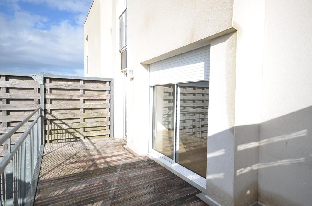 BREST SAINT PIERRE - Maison T4 de 94m² avec terrasse et garage