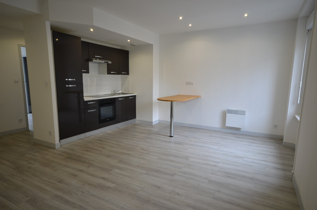 BREST SAINT LOUIS - Appartement T2 de 44m²