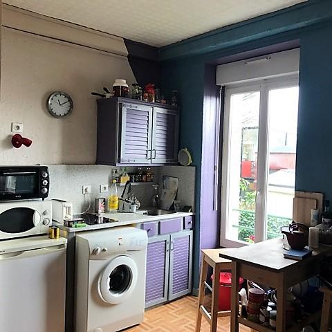 Appartement T1 BIS Saint Michel Idéal investisseur !