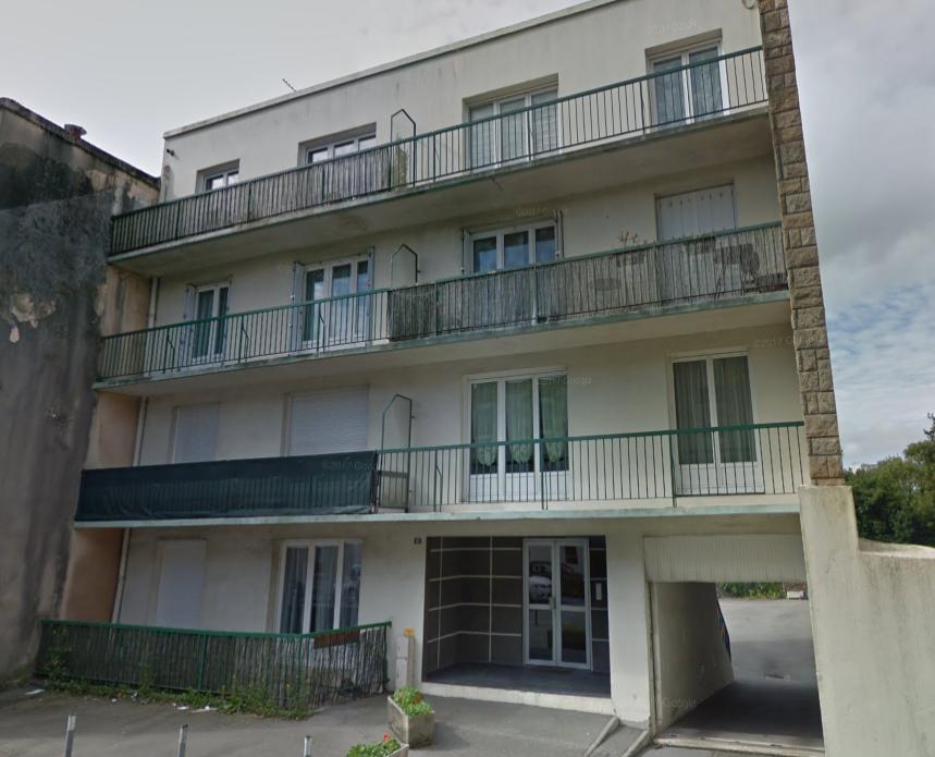 Brest Appartement T2 Secteur Croix Rouge Idéal investisseur !