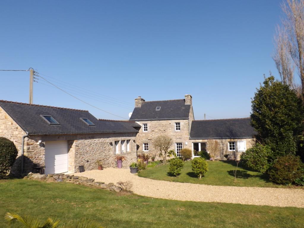 Ploumoguer- Superbe Maison en pierre-160 m2