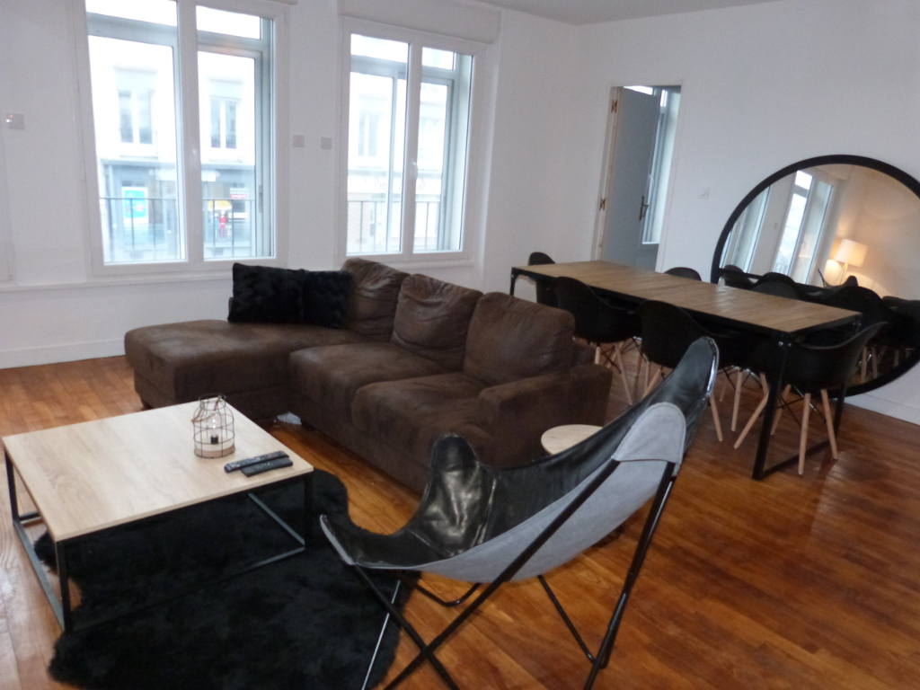 Brest Siam Appartement type 4 ascenseur