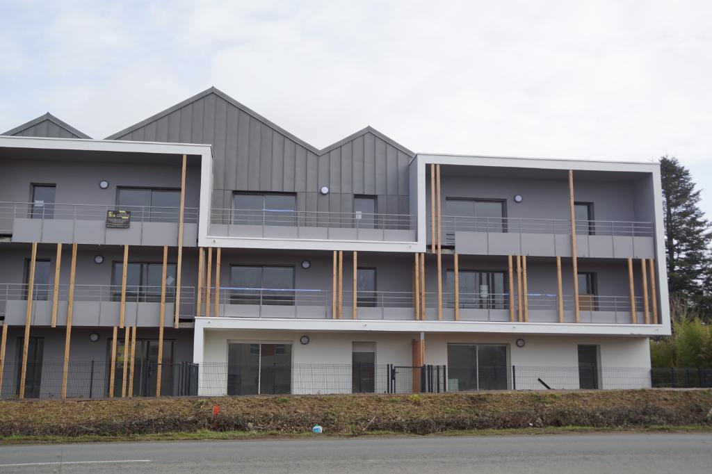 PLOUZANE - Appartement T3 neuf de 63m² dans résidence de standing avec place de parking