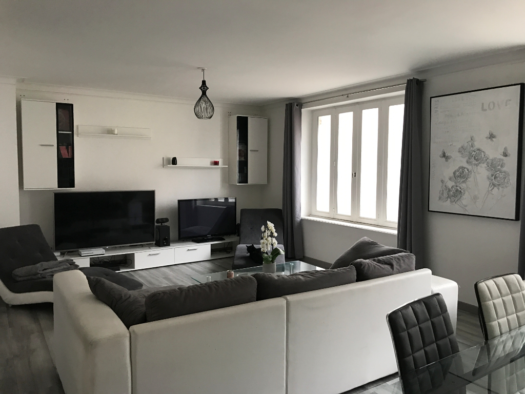 Appartement Brest centre ville T4 92 m2 ascenseur