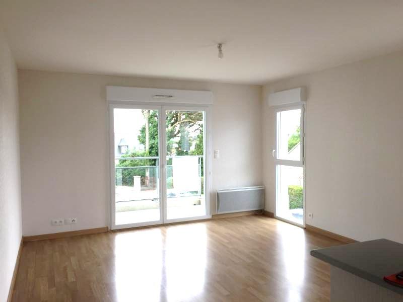 GUIPAVAS - Appartement T3 de 61m² dans résidence récente avec place de parking et cave