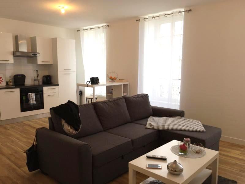 BREST SAINT MARTIN - Appartement T2 bis entièrement rénové de 57m²