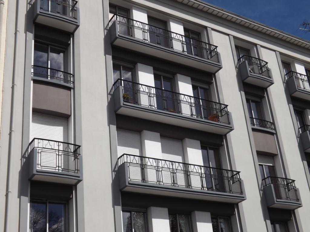 Appartement Brest- Château T4 72 m2