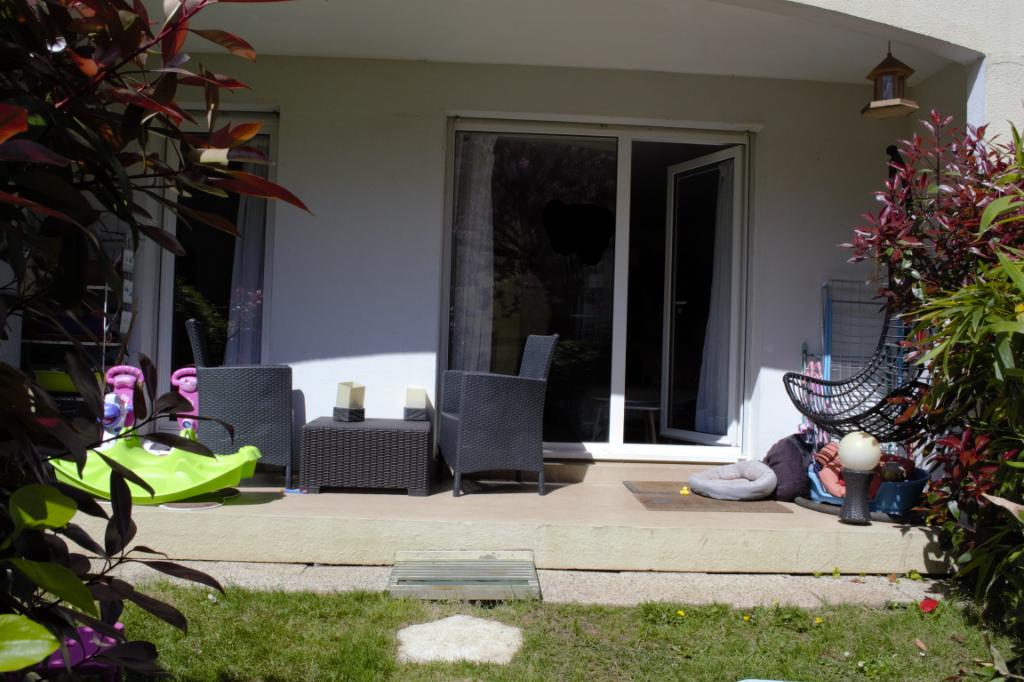 Appartement Brest Croix-rouge T3 avec jardin privatif