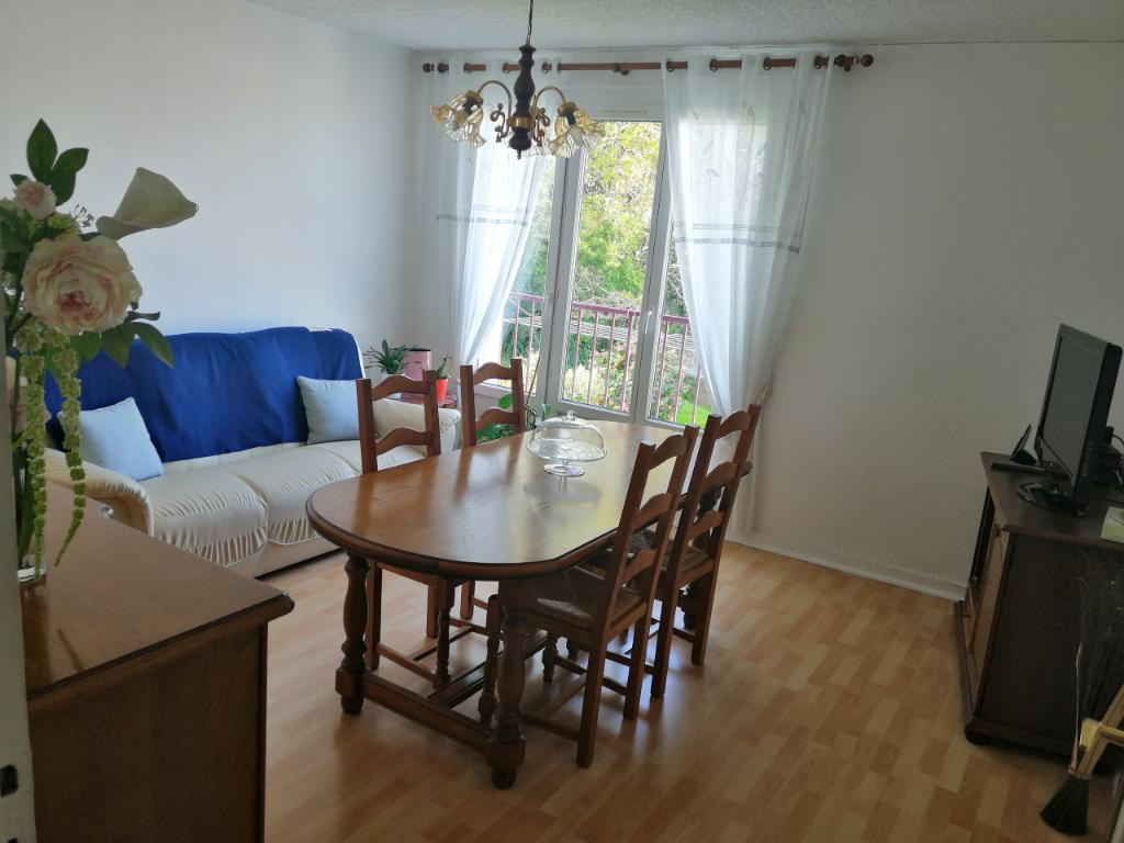 Brest Lambezellec, appartement T3 de 68m²