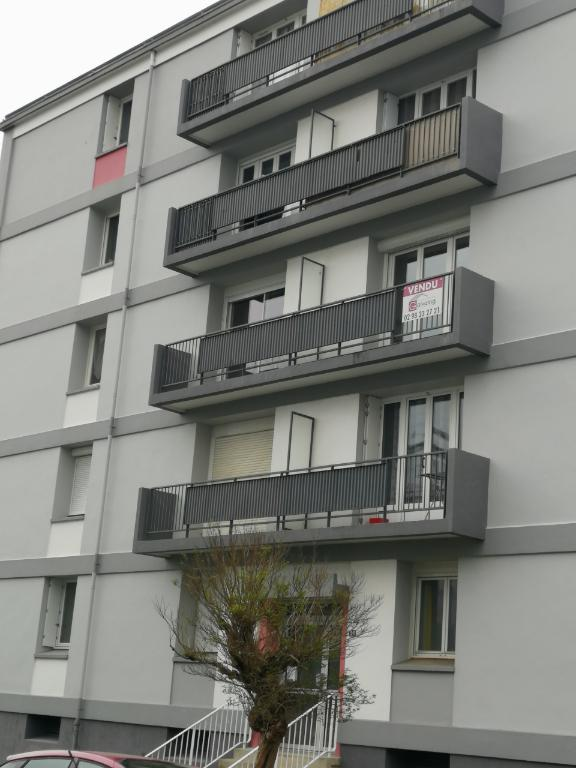 Brest Dourjacq bel appartement T3 68m²