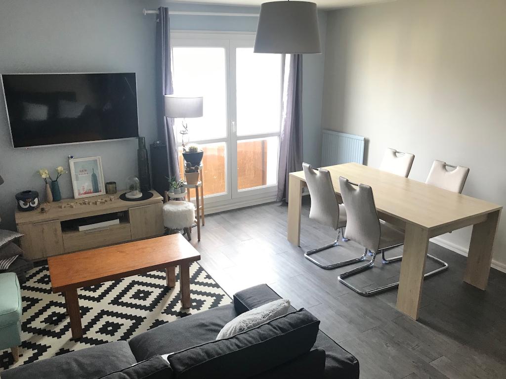 Brest Bellevue très beau T2 50 m²