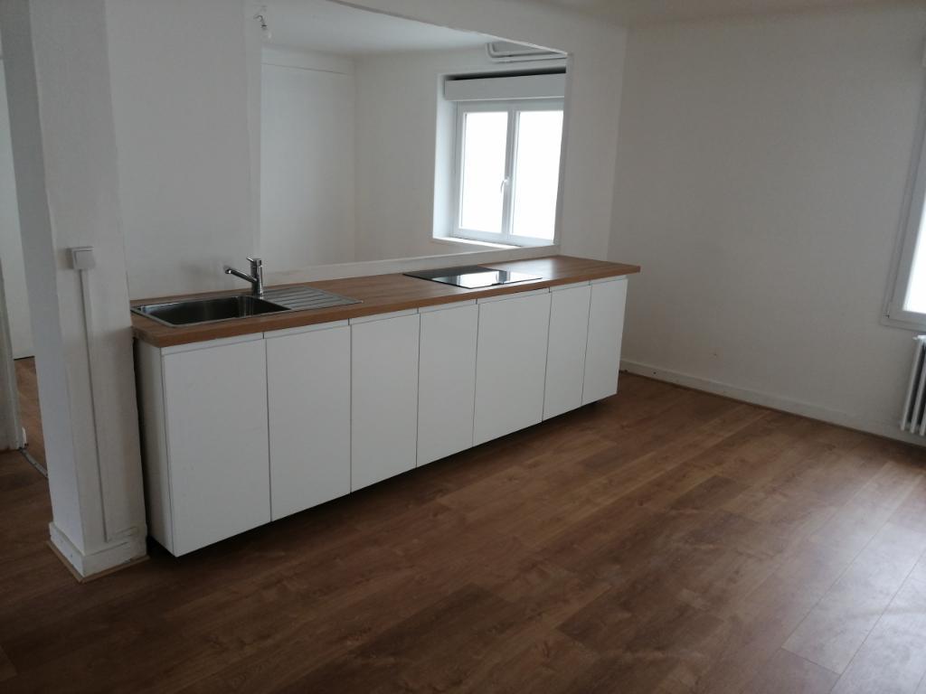 Brest Prat Ledan bel appartement T3 70m²