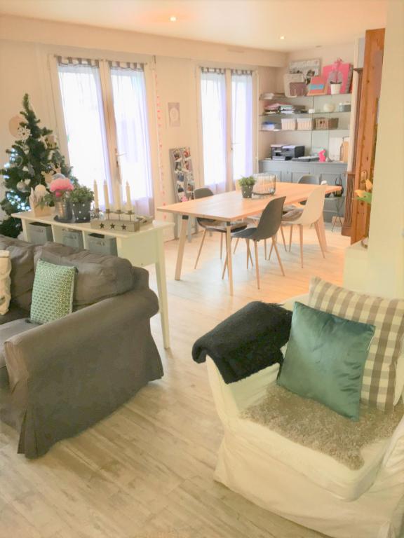 Appartement Brest Saint-Marc T6 avec Garage privé
